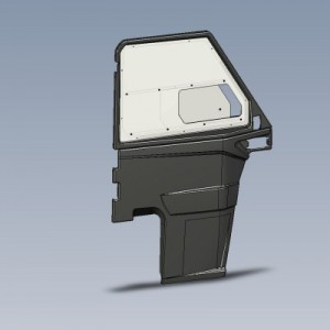 Custom Plastic 3D Modeling and CAD Drawings