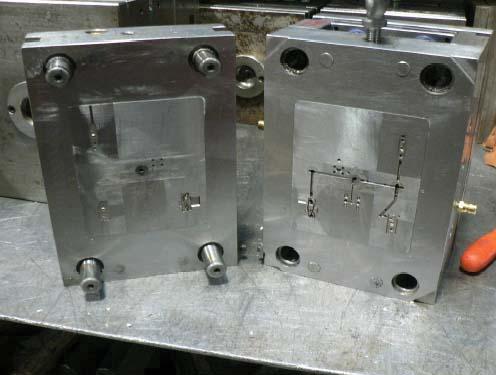 injection molding north carolina